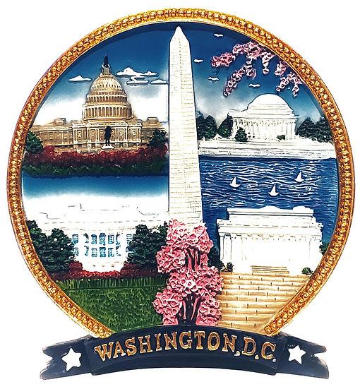 Plate - Washington DC Cherry Blossom