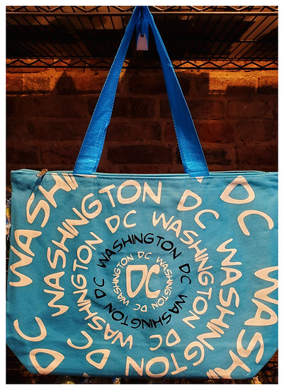 Tote Bag - Circular Washington, DC