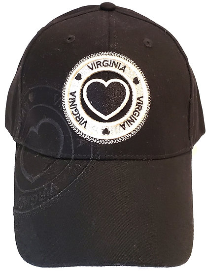 Cap - Virginia Heart Patch