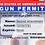 Thumbnail: Toy - Gun Permit License