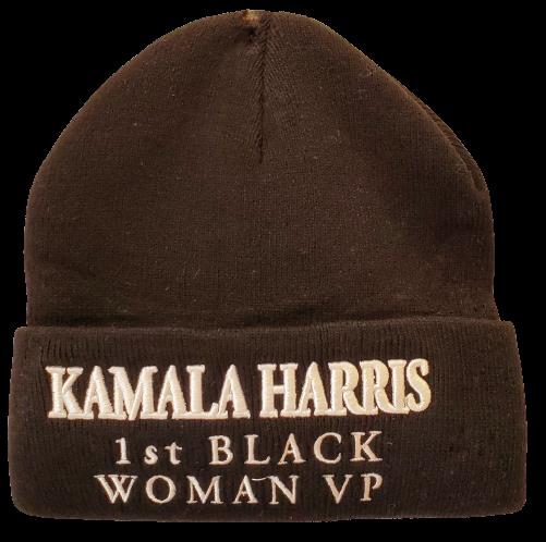 Kamala Harris Beenie