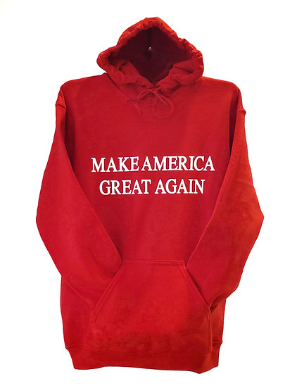 Make America Great Again - Hoody Sweatshirt