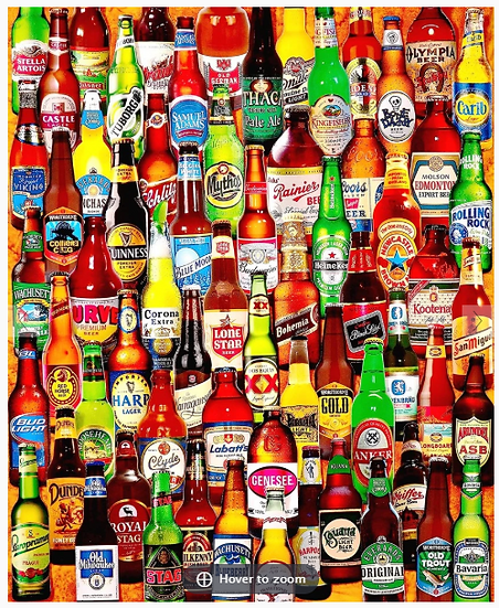 Puzzle - 99 Bottles of Beer on the Wall