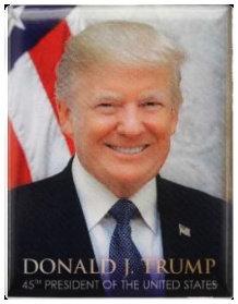 Magnet (Photo) - Donald Trump
