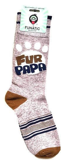 Socks - Fur Pappa