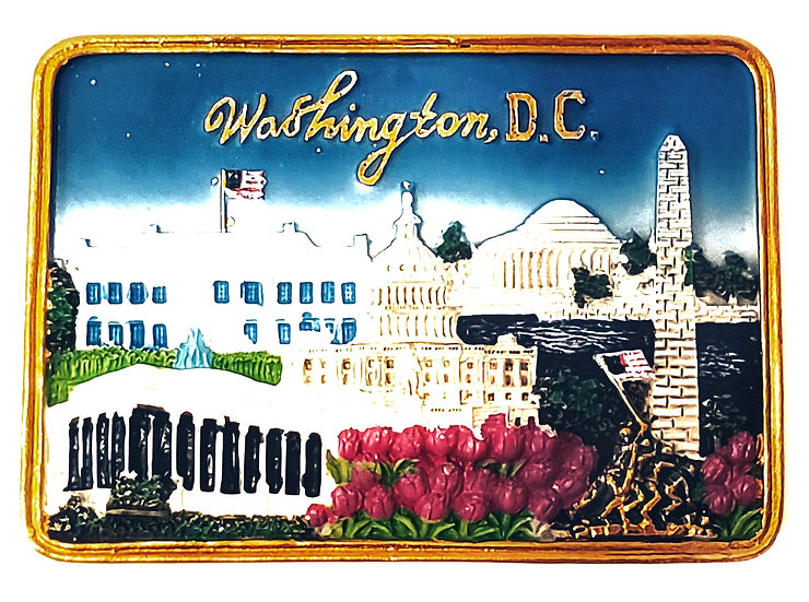 Magnet - Washington DC