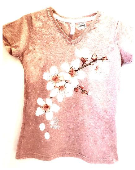 Women's T-Shirt - NCBF Cherry Blossom Clouds