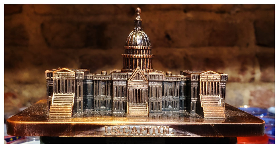 Replica - US Captiol Building