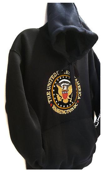 Adult United States Seal Hoody Sweatshirt
