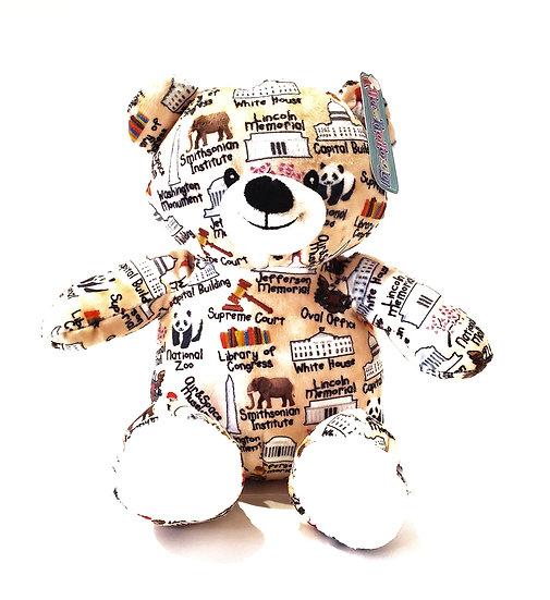 Teddy Bear - Washington, DC Scenes