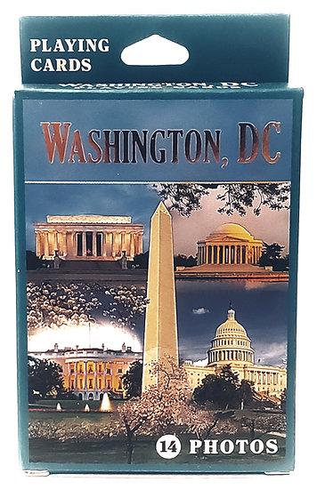 Playing Cards - Washington DC