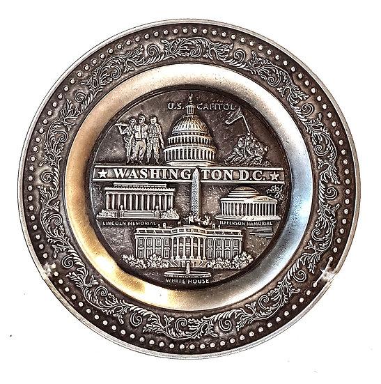 Replicas - Washington DC Silver Plate