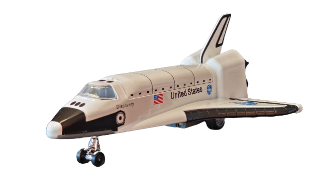 Toys - NASA Rocket Space Shuttle
