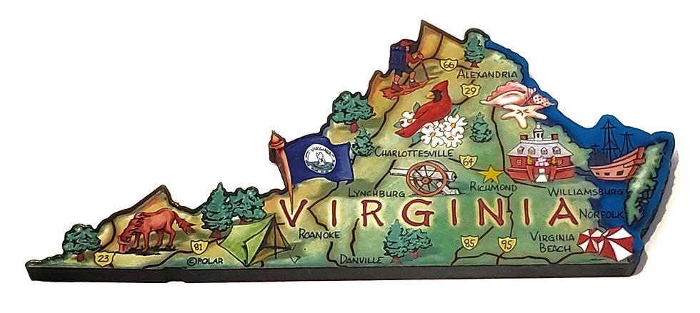 Magnet - Virginia State