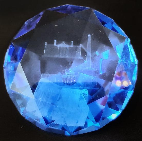Crystal - Diamond White House