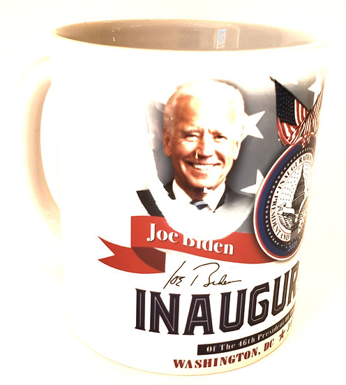 Biden Harris 46th Inauguration Coffee Mug