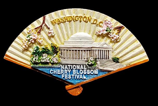 Magnet - Natioanl Cherry Blossom Festival