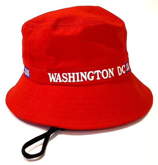 Bucket Hat - Washington, DC