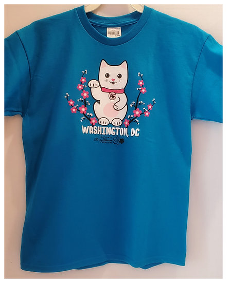 Kid T-shirt - NCBF Lucky Cat