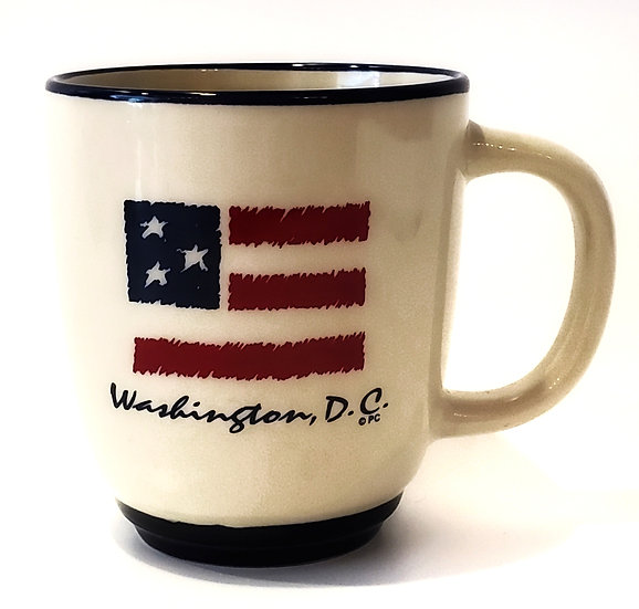 Abstract Flag Coffee Mug