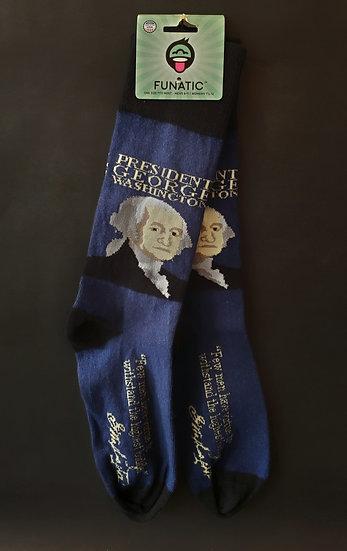 Socks - George Washington