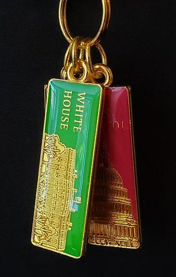 Keychain - Three Colors