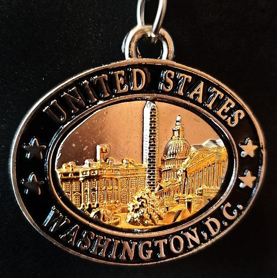 Keychain - US Washington DC Monument