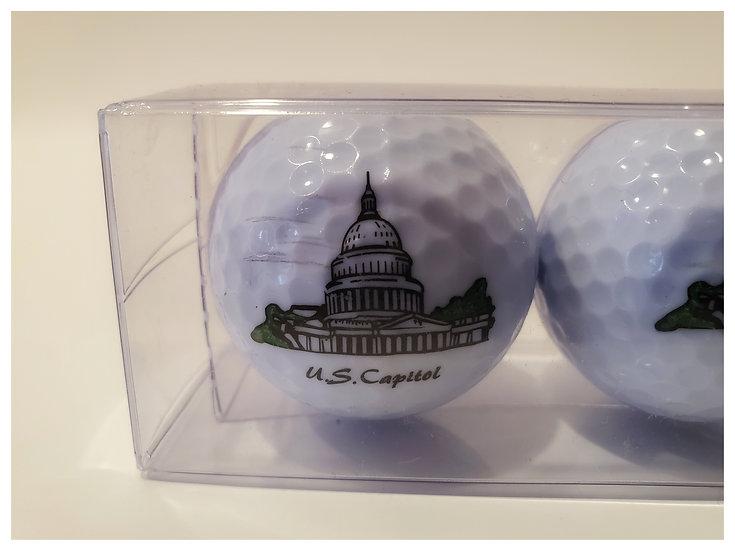 Games - Golf Balls