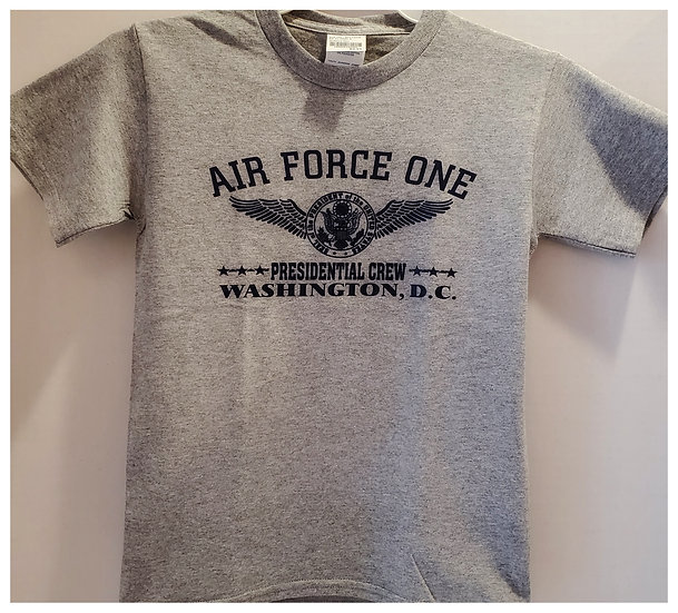 Kid T-shirt - Air Force One