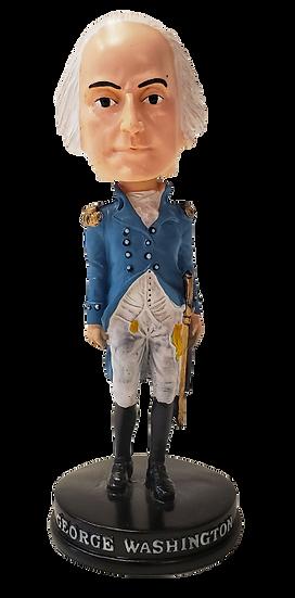 Bobble Head - George Washington