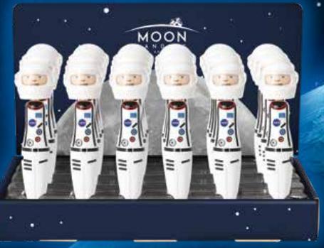 Astronaut Moon Pen
