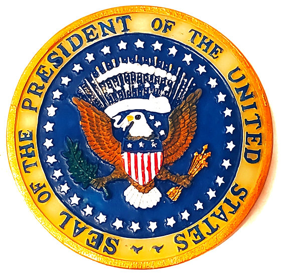 President of the United States Seal Magnet