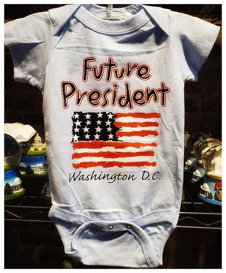 Baby Bodysuit - Future President