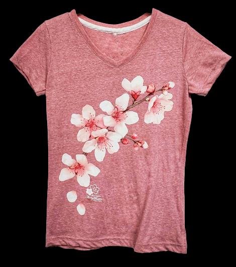 Apparel - Cherry Blossom T-shirt
