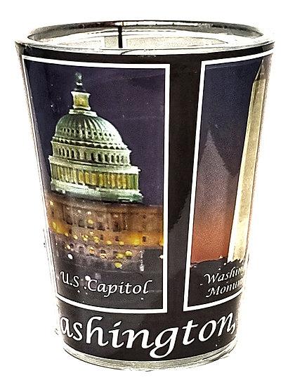 Shot Glass - Washington Captiol