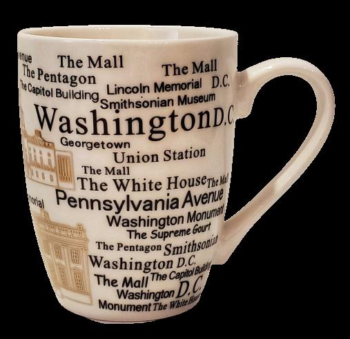 Mug - Places of Interest (Washington, DC)