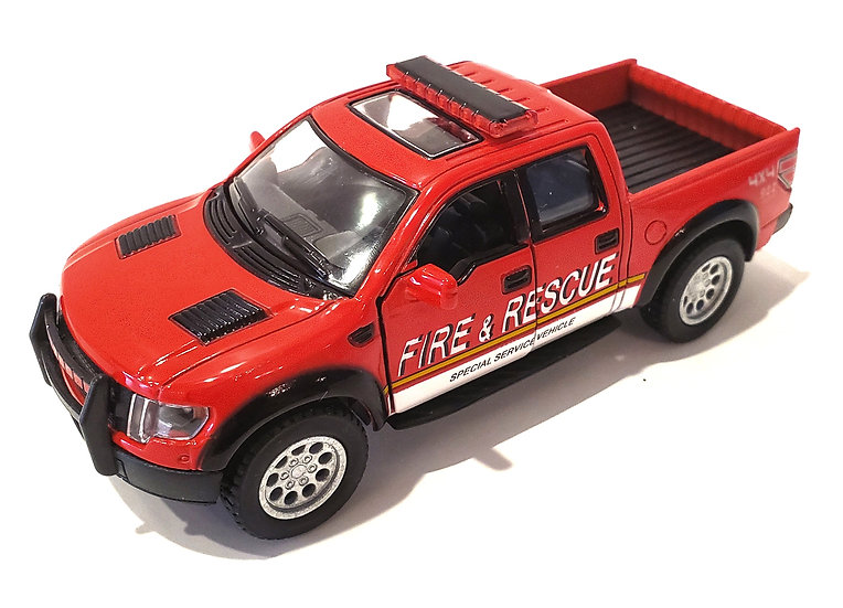 Ford F-150 Fire & Rescue Vechicle
