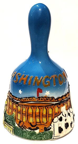 Bell - Washington DC Ceramic