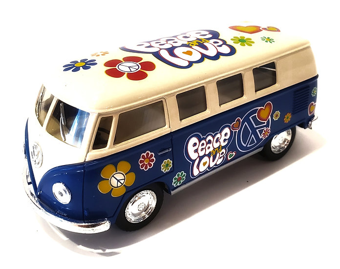 Toys - Volkswagen Peace Love Van Toy