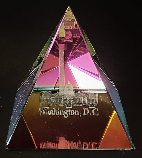 Crystal - Washington Pyramid