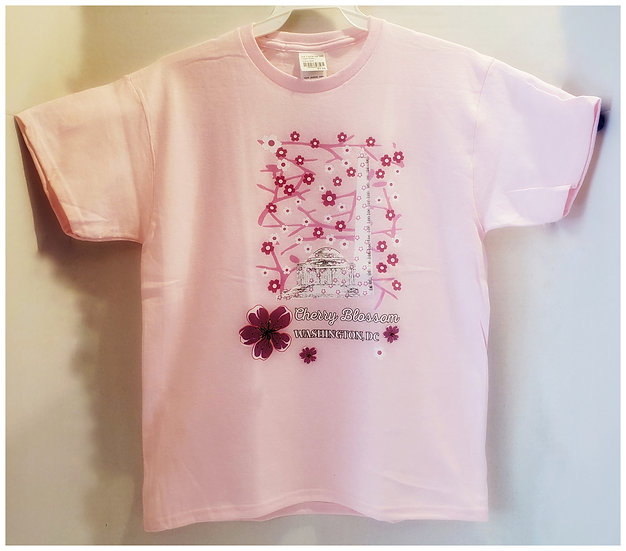 Kid T-shirt - Cherry Blossom