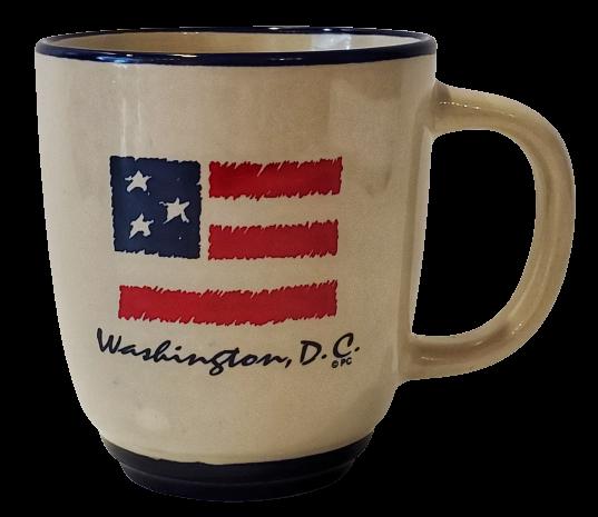 Abstract Flag Coffee Mug