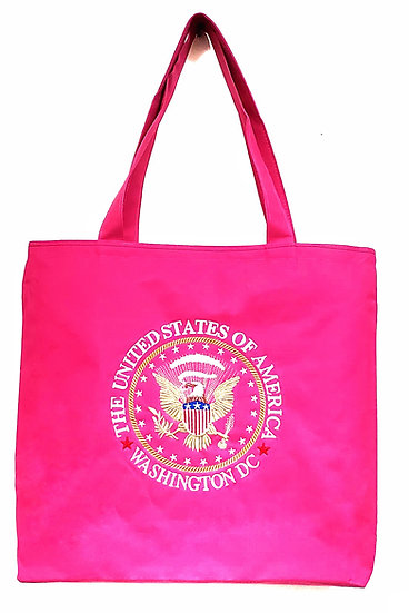 Tote Bag - Embroidered Seal of the United States