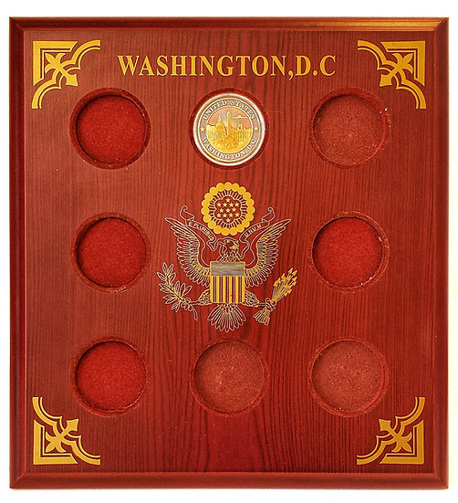 Washington DC 8 Coin Collector