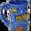 Thumbnail: Mug - Blue Washington DC Ceramic Scenes