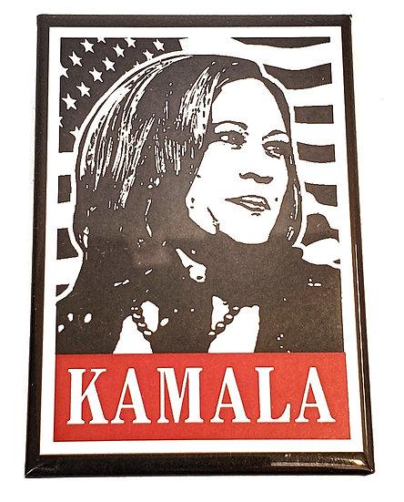 Politics - Kamala Magnetic