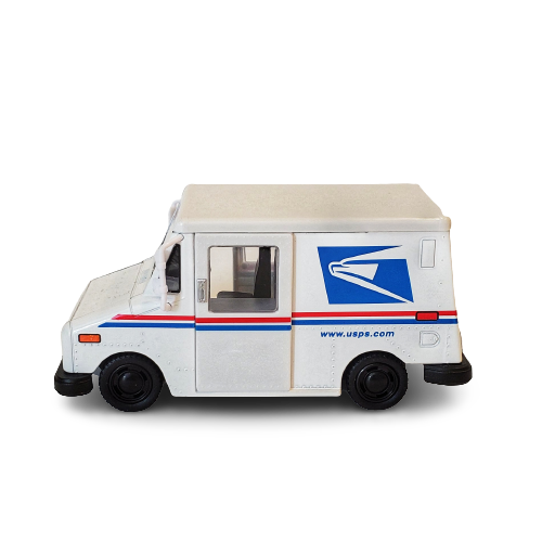 Toys - USPS Truck