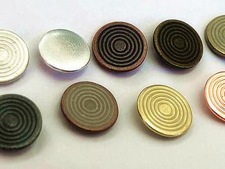 Adding Metallic Color to Aluminium Nails