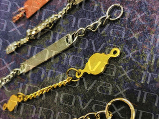 Coat Chains with different designs