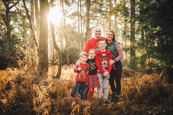 Sandringham Christmas Mini Shoots